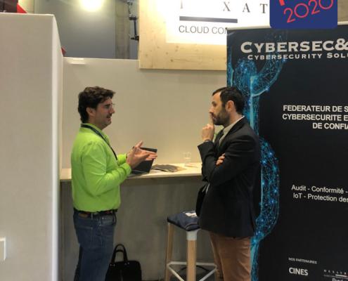Cybersecandyou FIC2020 Espace Hexatrust