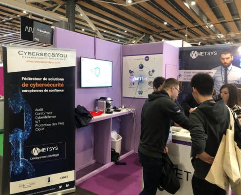 FIC 2020 Cybersecandyou Metsys partenariat